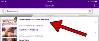 Encampment K-12 School Yearbook Channel