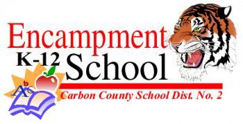 Encampment K-12 School Logo
