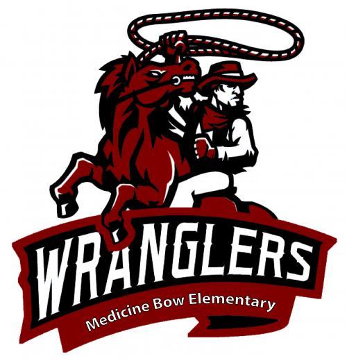 Medicine Bow Wranglers Logo