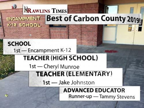 Encampment School Best of Carbon County