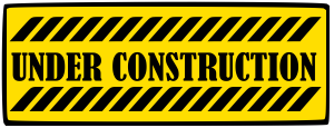 Text-based image: Under Construction