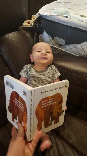 reading already