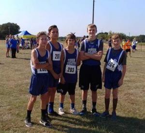 Jr High Cross Country