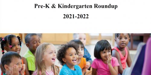PreK Roundup 2021-2022