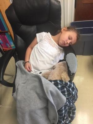 Nap at Recess