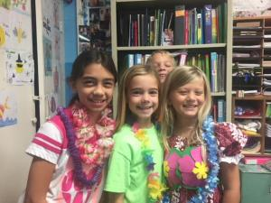 Hawaiian Fun Day