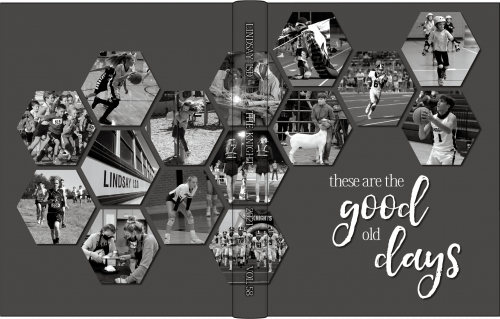Cover for 2021 Lindsay ISD Yearbook