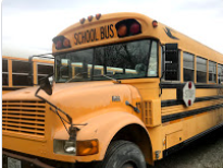Bus for auction