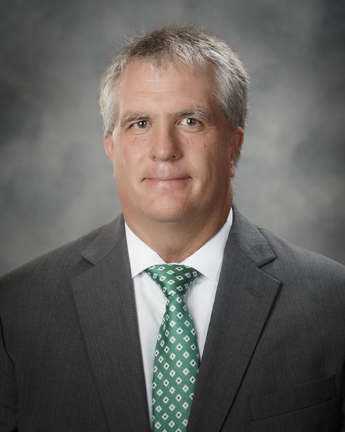 Superintendent Trevor Rogers
