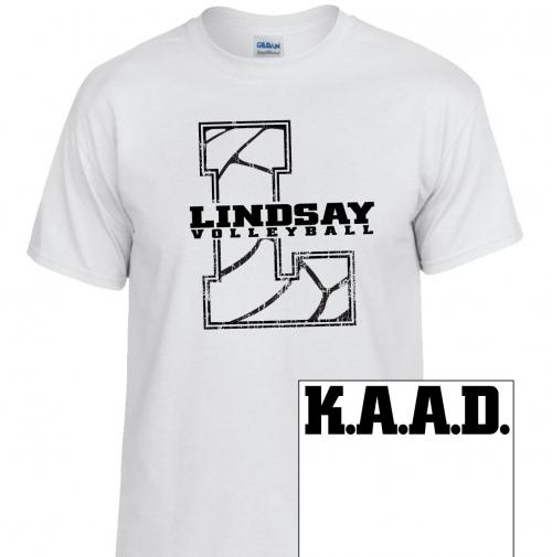 white volleyball shirt on sale
