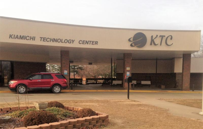 An Image showing Stigler Center, Serving Haskell County