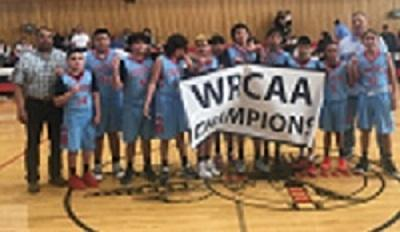 JH Boys WRCAA Champs