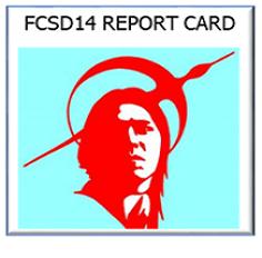 FCSD14 REPORT CARD