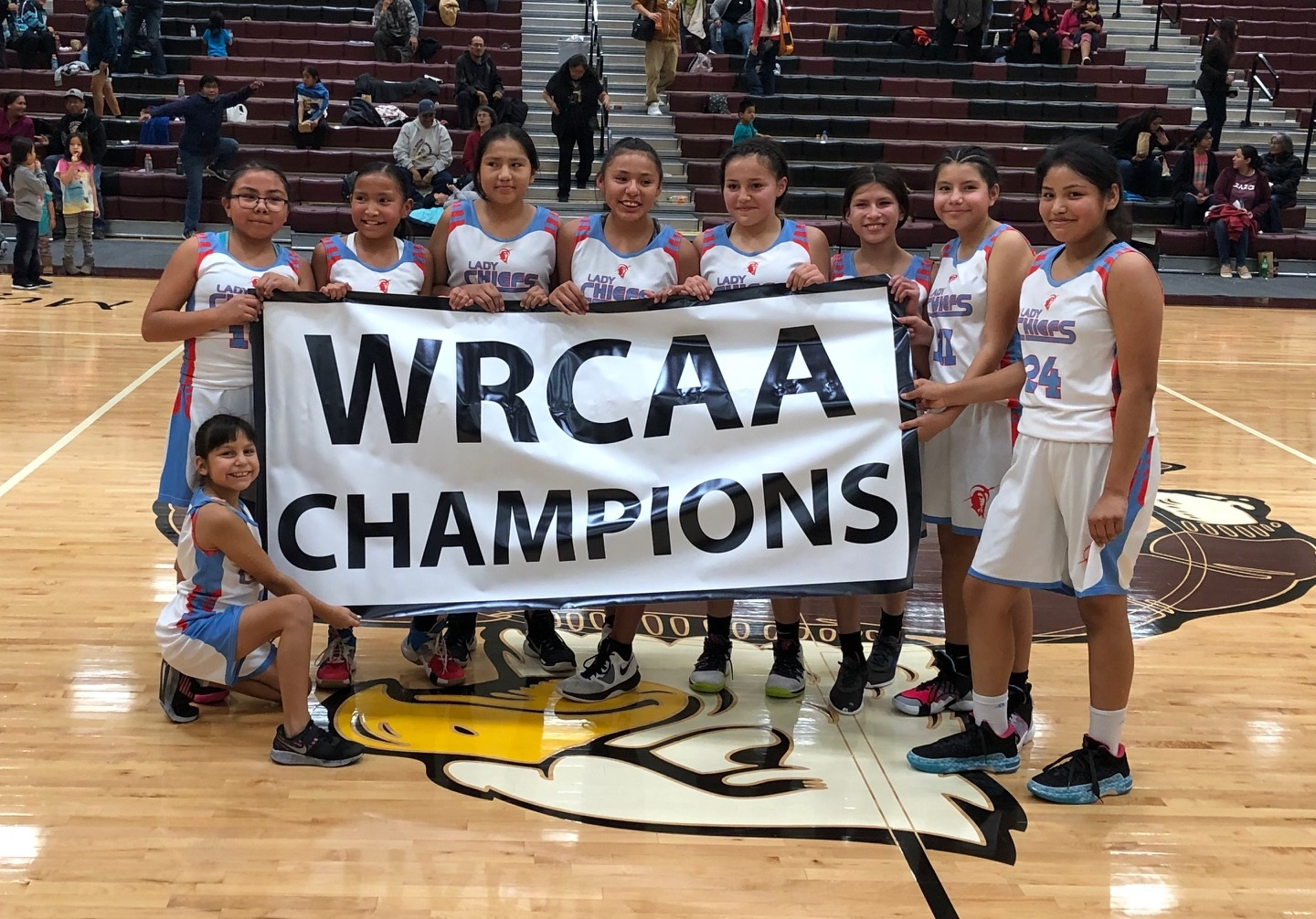 2019 WRCAA Youth Girls Champions - Lady Chiefs