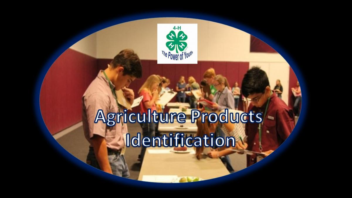 Ag Product ID