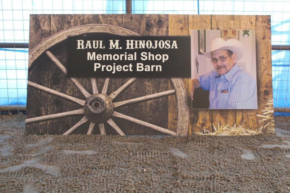 Shop projects memorial
