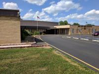 Landscape View facing Miller Junior / Senior High School