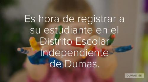 PreK Enrollment Spanish