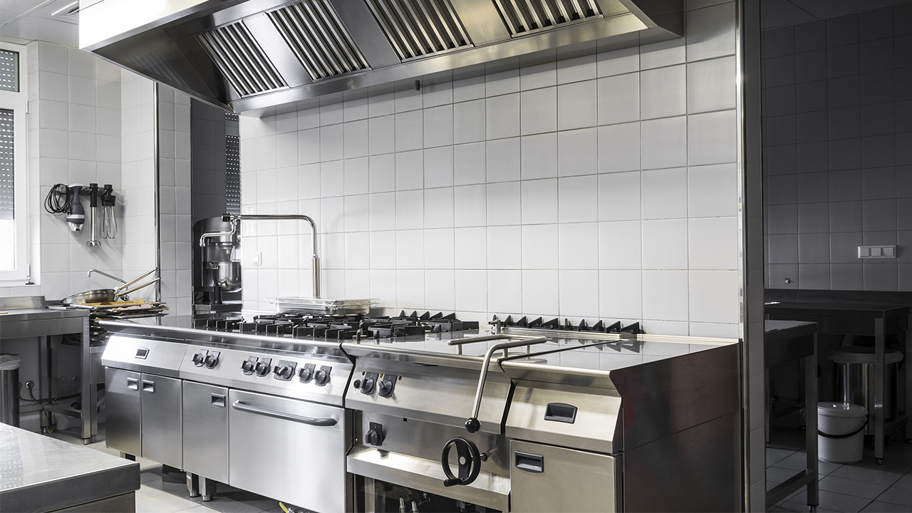 Example Commercial Kitchen