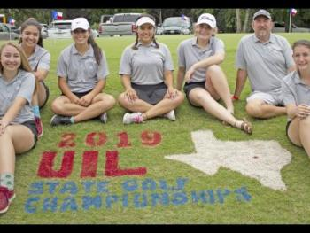 MCMULLEN GIRLS GOLF PLACES 10TH AT STATE