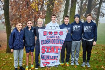 Congratulations to the Boys Cross Country Team State Qualifiers