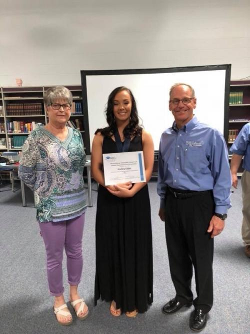 2018 Colwell Ford Scholarship Winner