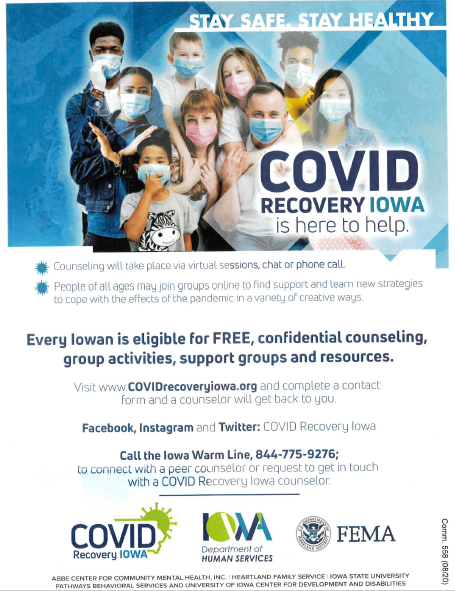 Covid Counseling