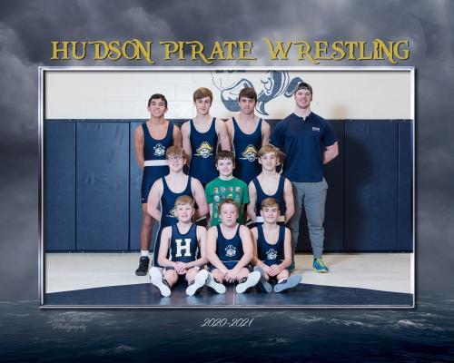 Hudson MS Wrestling Team