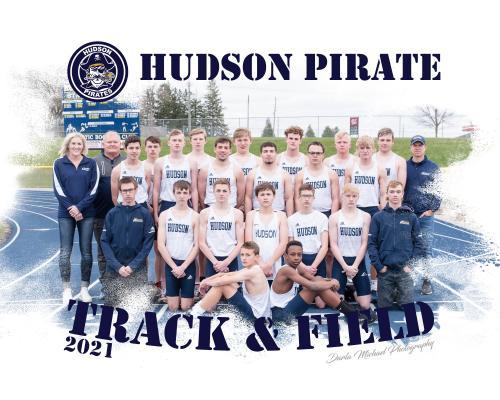 Hudson Boys Track Team