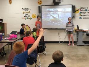 Genius Hour- 6th Grade