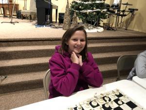 Chess Tournament Dec. 2018