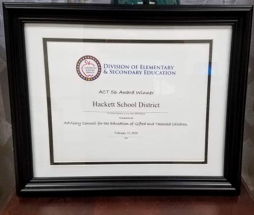 GT award