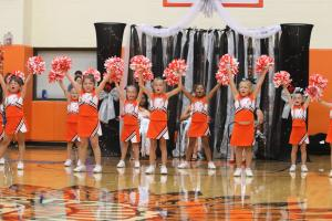 K-2nd Cheerleaders