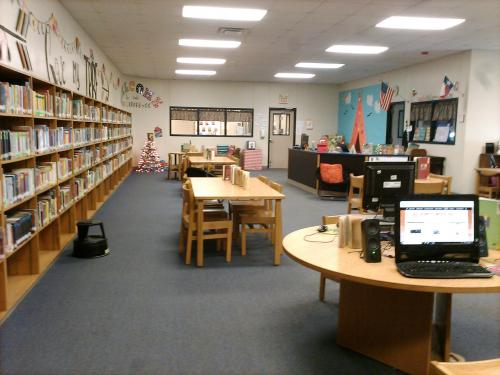 elementary library image2018