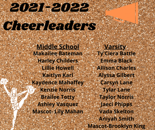 2021 Cheer Results