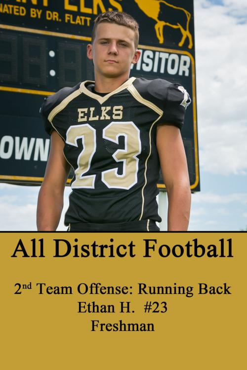 Ethan H-All District Football