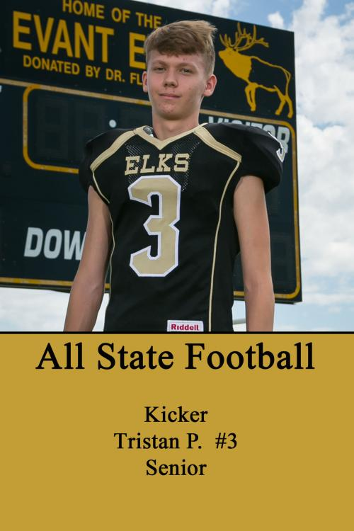 Tristan P-All State Kicker