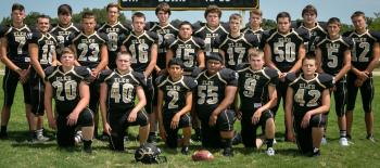 HS Mighty Elks Football team