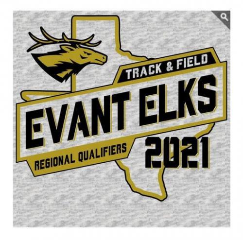 2021 Regional Track Shirt Image