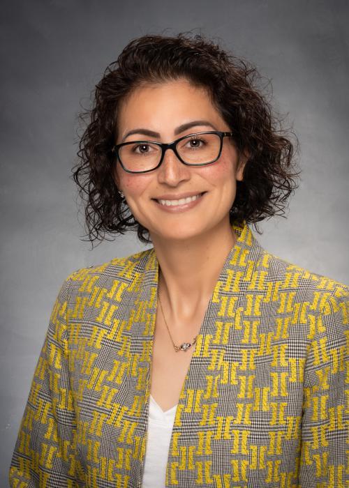 Dr. Brenda Martinez, Superintendent (photo)