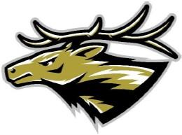 Evant Elk Mascot Image
