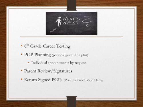 GraduationPlan2020, slide 15