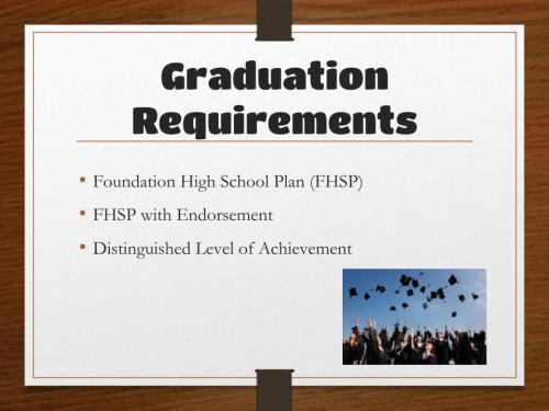 GraduationPlan2020, slide 4