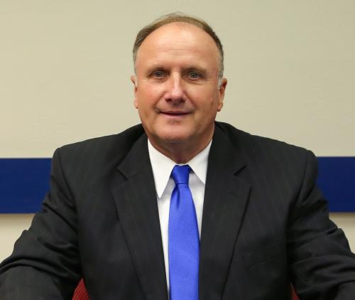 Picture of Superintendent James Williams