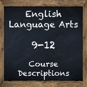 English 9-12 Course Descriptions