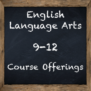 English 9-12 Course Offerings