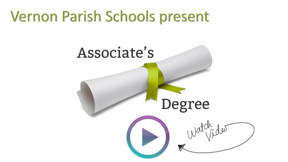 Link to the VPSB video on associates degree