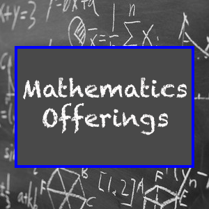 Math Offerings