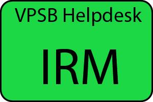 VPSB Helpdesk IRM