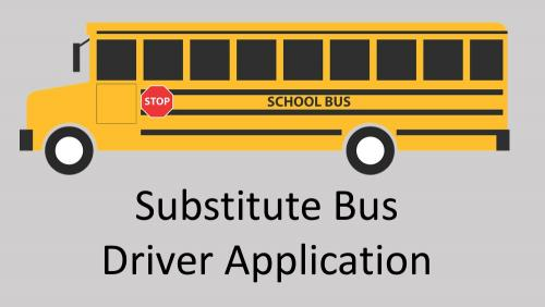 Substitute bus driver icon